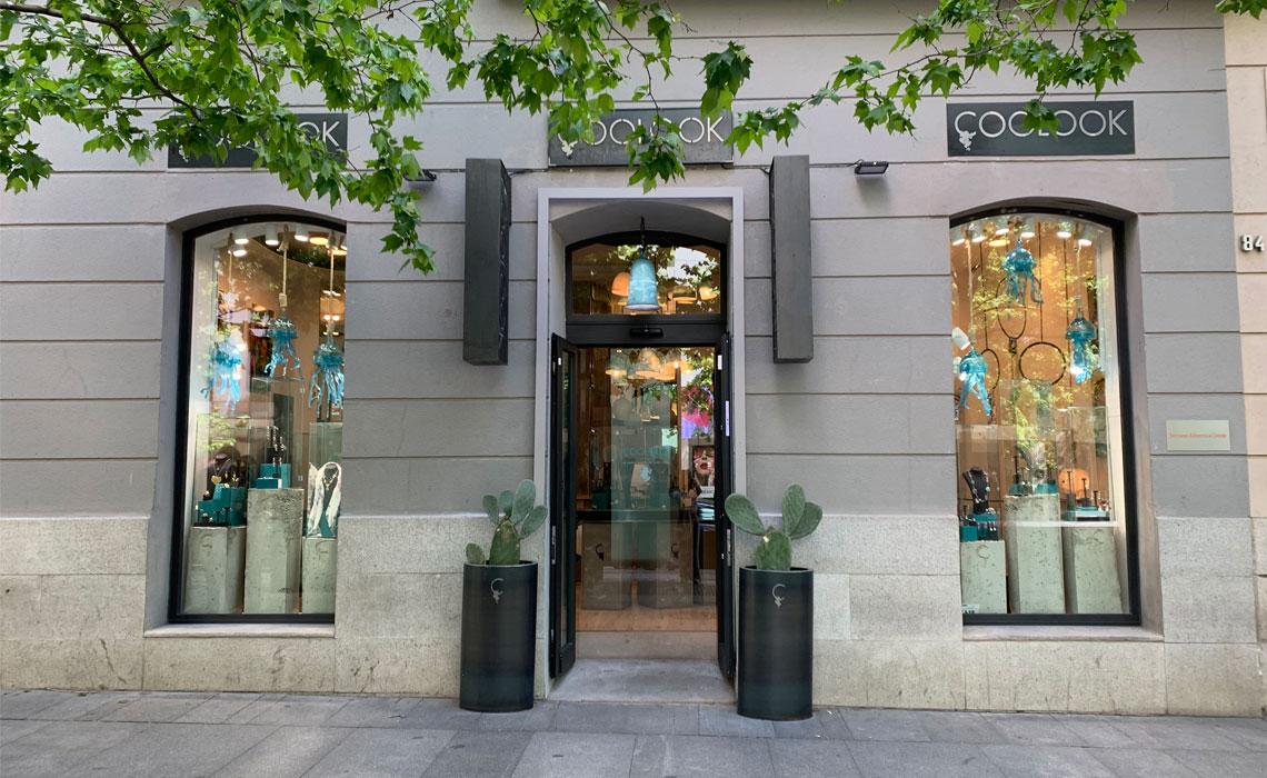 Joyería Coolook Madrid fachada